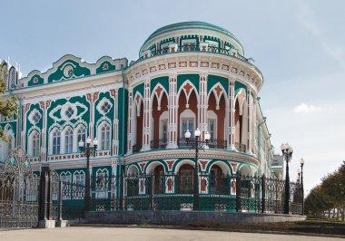 House Sevastyanov, Yekaterinburg, Russia