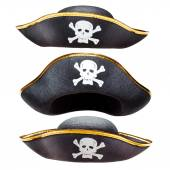 Pirate hat isolated