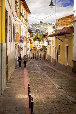 La Ronda Quito Ecuador South America