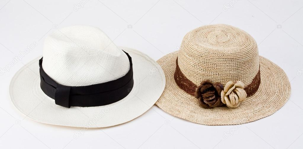 a6a9b7339e8c9 Traditional panama hats from Ecuador — Stock Photo © pxhidalgo #67393111