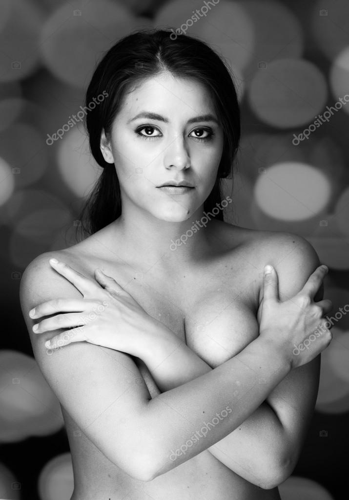 Photographie de modèle nue