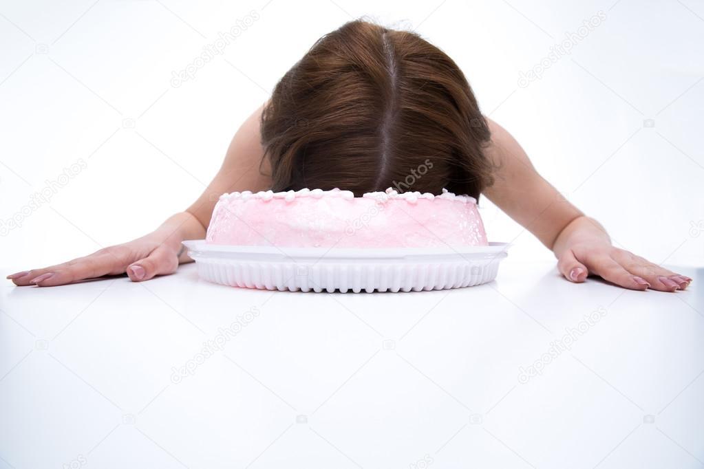 картинки головой в торт замки снаружи внутри