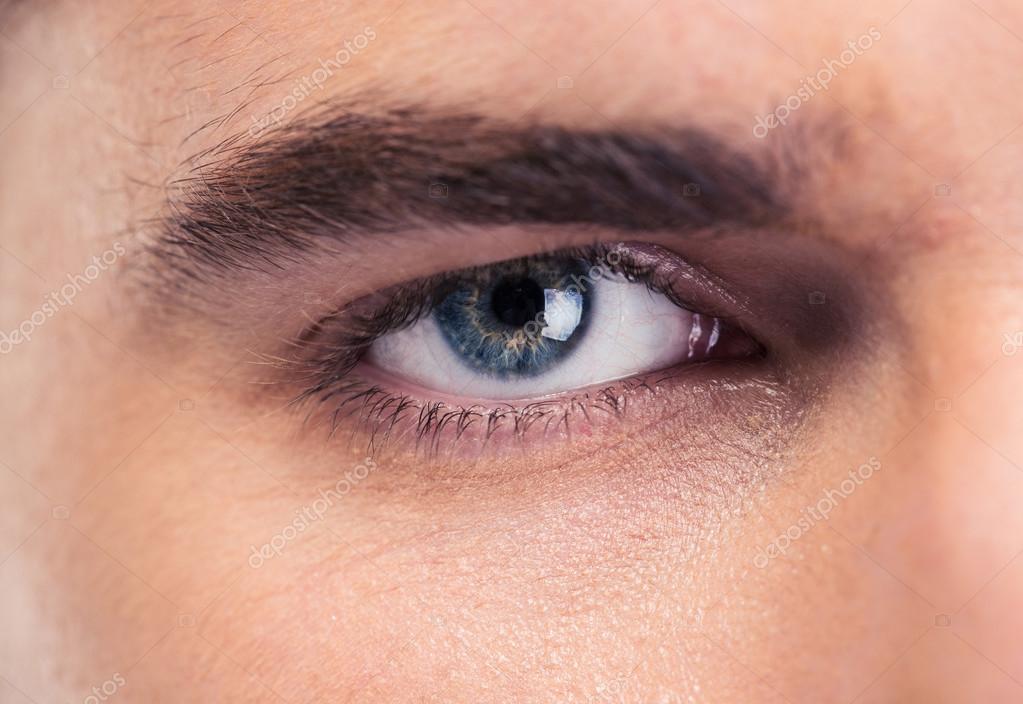 Imágenes Ojos Masculinos Ojos Masculinos Foto De Stock