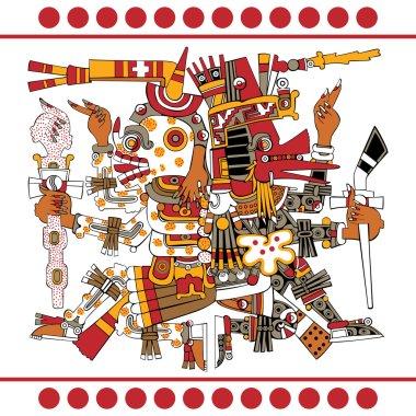 Ancient Aztec Gods