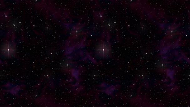 Hvězda časová prodleva, galaxie Mléčné dráhy, pohybující se po noční obloze