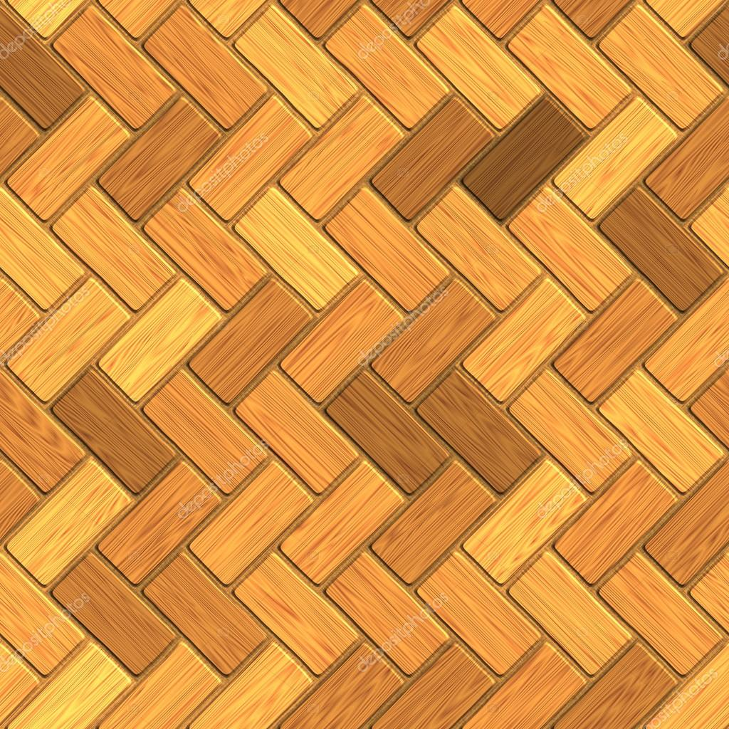 Seamless Texture Wooden Parquet Laminate Flooring Stock Photo