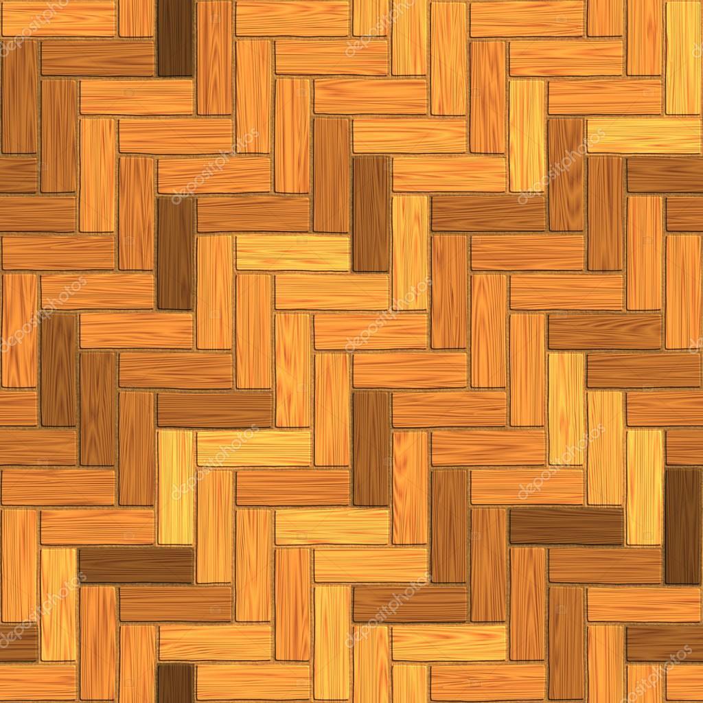 Parquet De Madeira De Textura Transparente Laminado Pisos