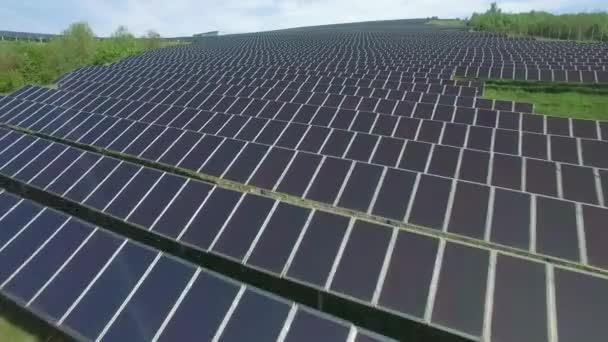 Fotovoltaické solární jednotky