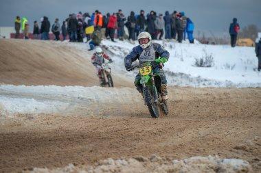 All-Russian motocross named VP Chkalov