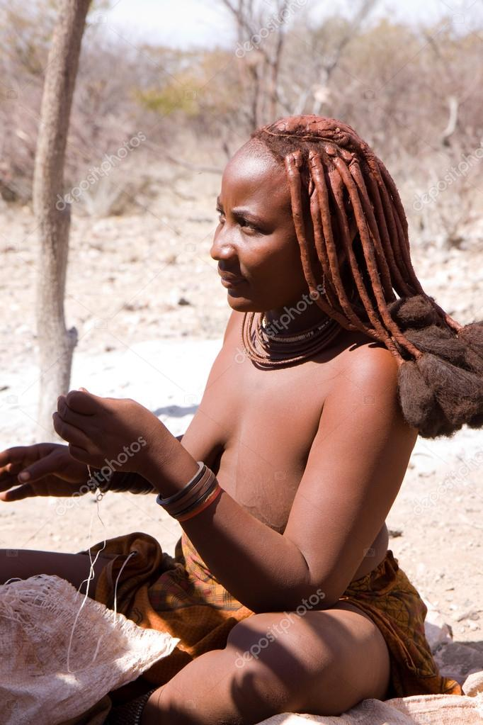 Himba Nomad Stock Alamy Assoass 1