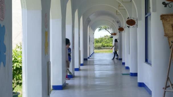 The most beautiful Taitung Conunty Fong Yuan Elementary School