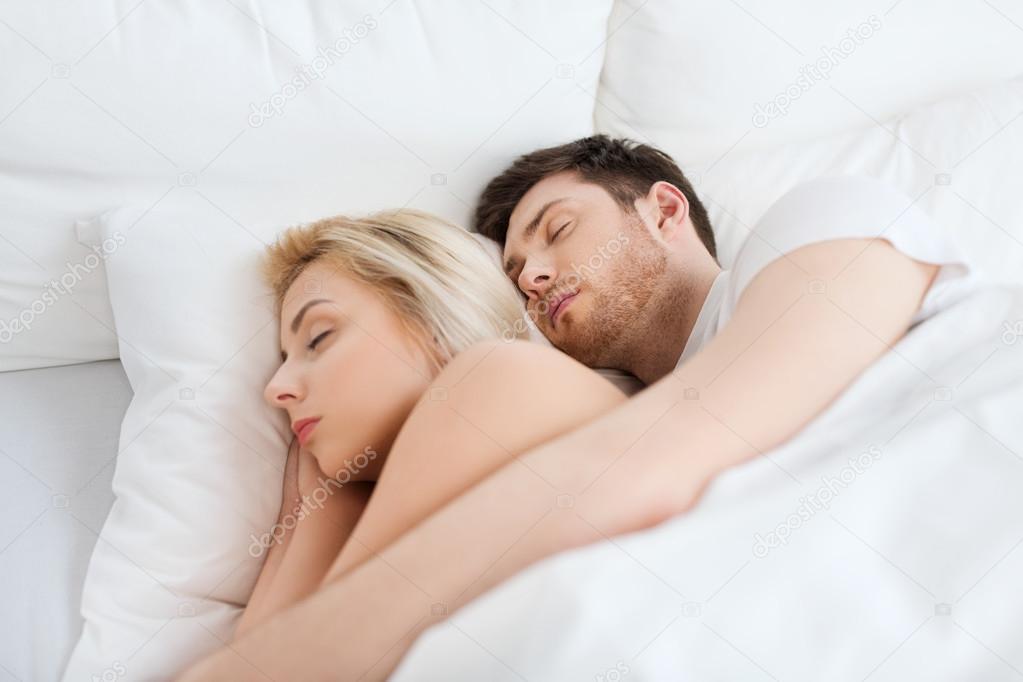Schlafen oder Dating
