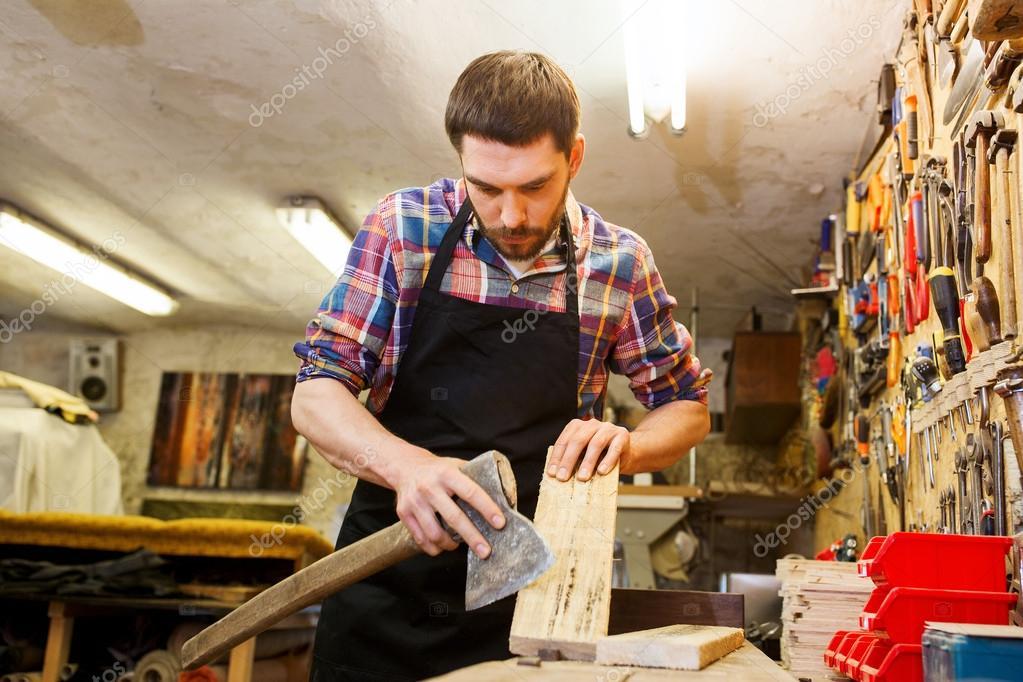картинка плотник с топором тоже попробовать такой