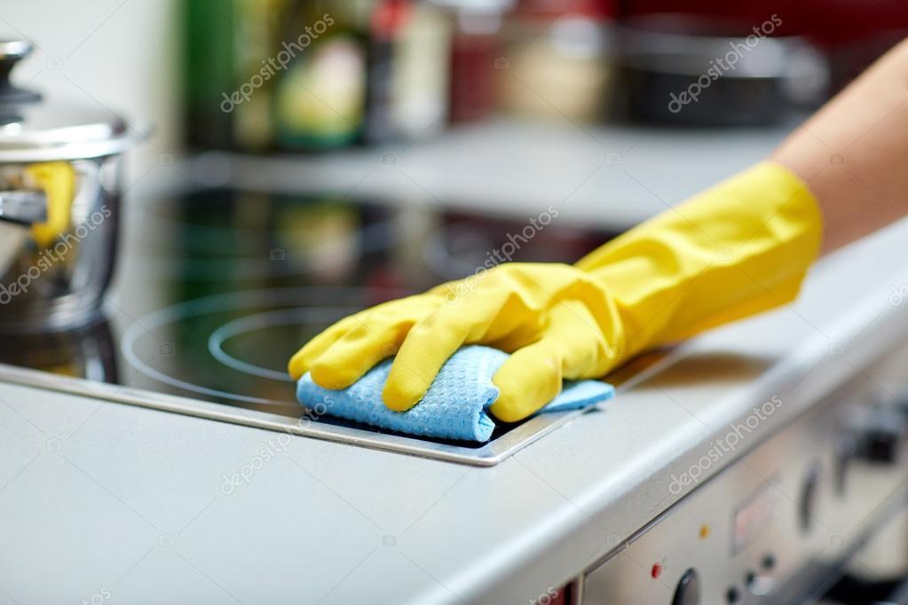 fornuis schoonmaken