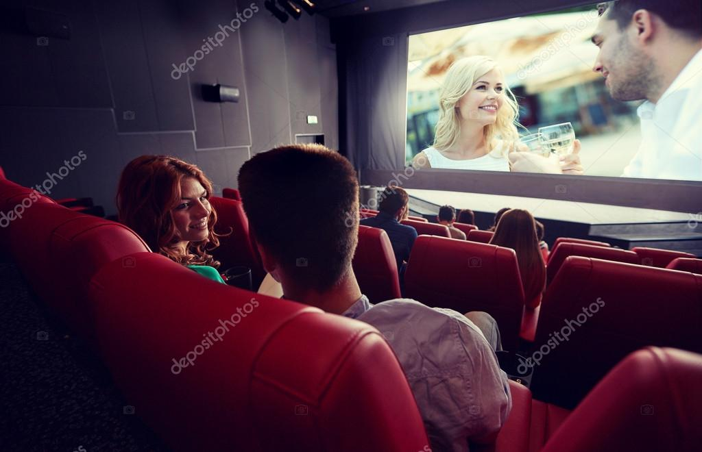 Couples in cinema with english subtitle - 1 8