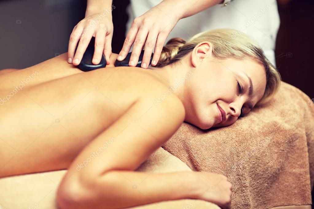 Чувственный массаж молодой дамы #12