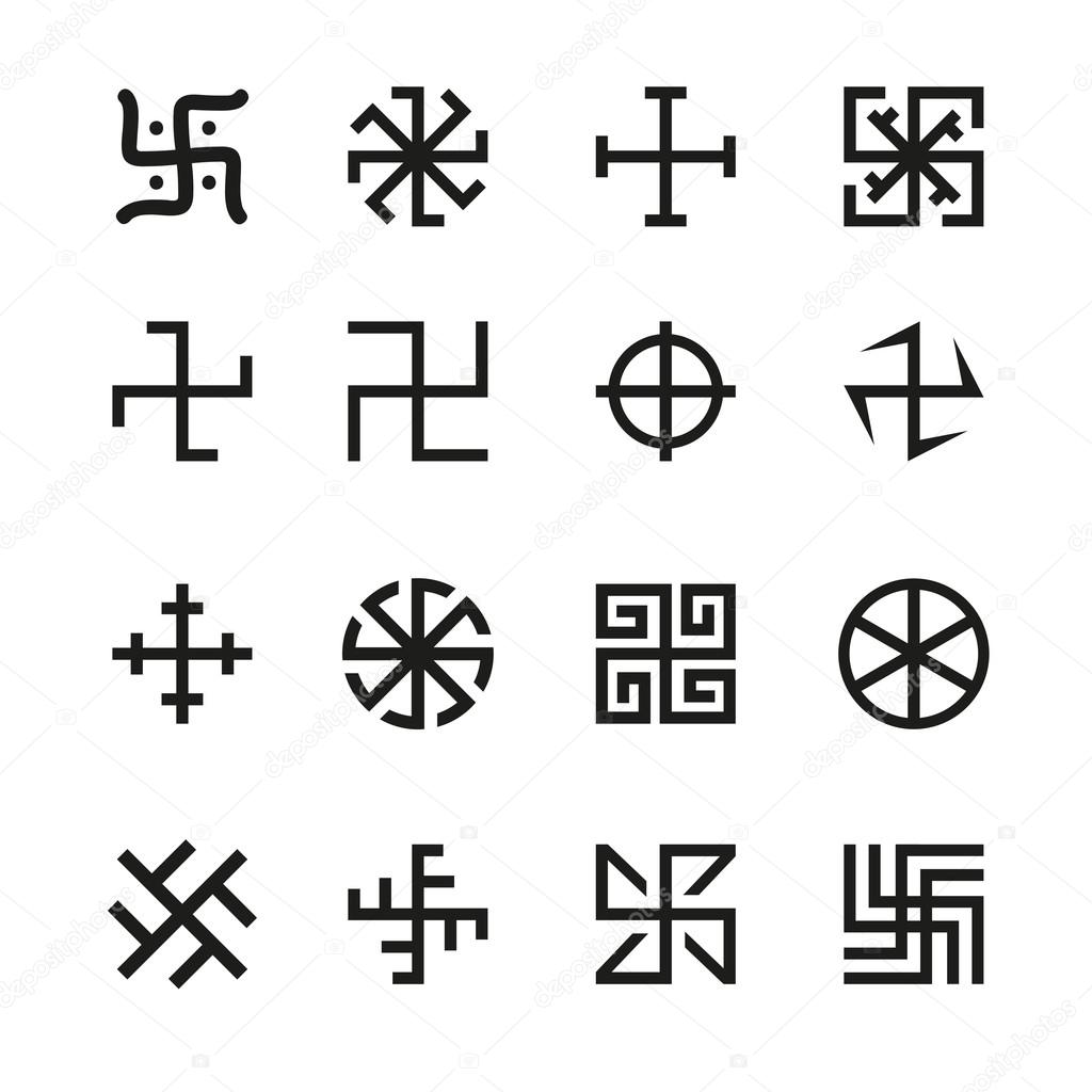 nazi symbols cross a - photo #38