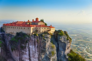 Holy Monastery of Varlaam, Greece