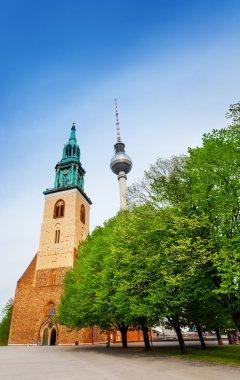 St. Mary's Church in Berlin
