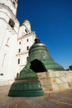 Tsar bell in Kremlin, Moscow