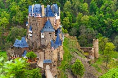 Eltz castle, Muenstermaifeld Germany