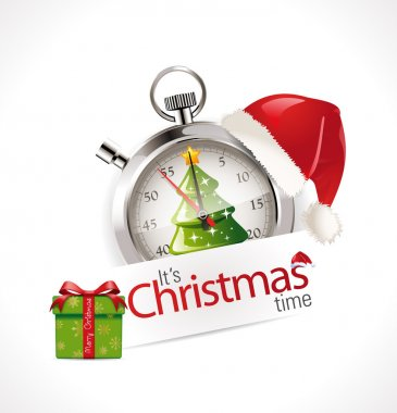 Stopwatch - Christmas time