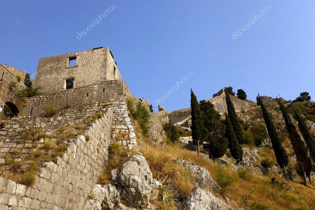 Fortress of st ivan montenegro stock photo ligora 119027364 fortress of st ivan montenegro stock photo publicscrutiny Gallery