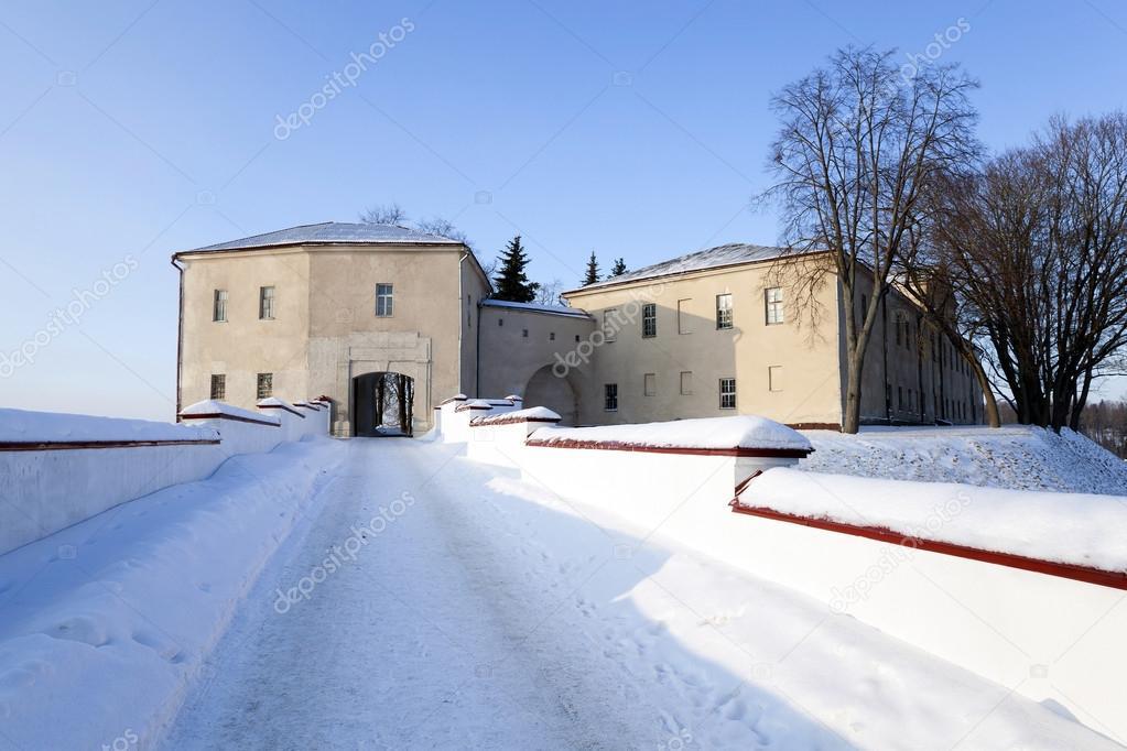 ancient castle, Belarus