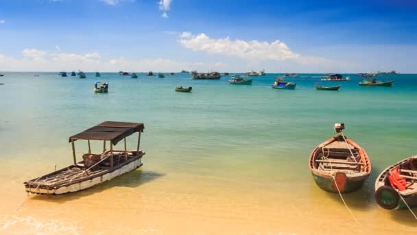 Vietnamský plovoucí lodě