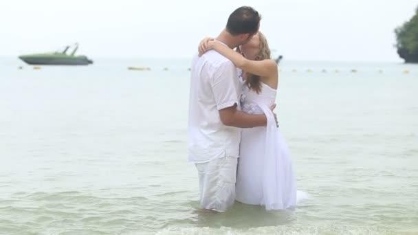 boldog menyasszony és a vőlegény