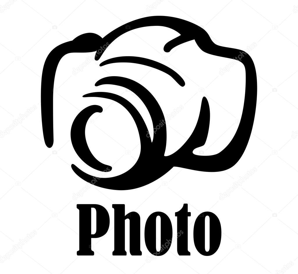 Icona della fotocamera o simbolo vettoriali stock for Immagini vector