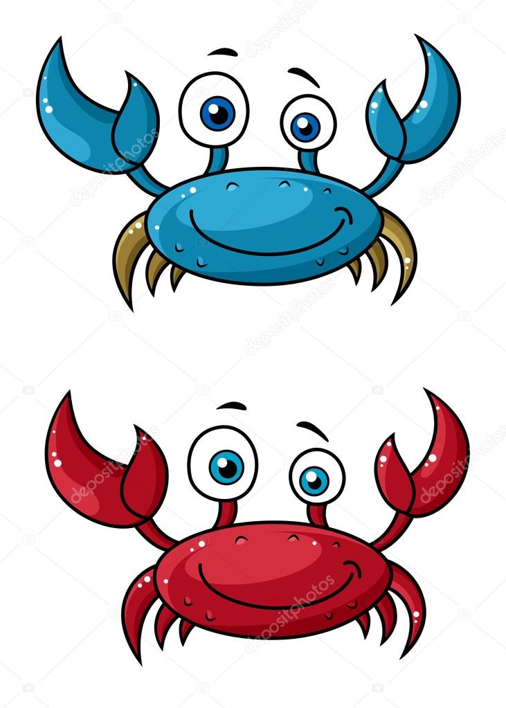 cartoon blue crab images galleries with a bite. Black Bedroom Furniture Sets. Home Design Ideas