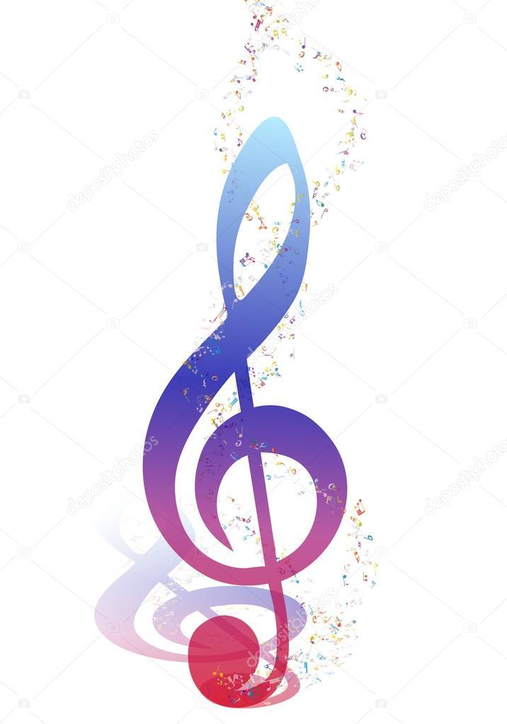Elementi Di Disegno Musicale Vettoriali Stock Angelp 106354944