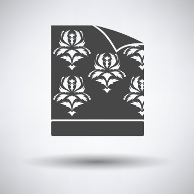 Wallpaper icon illustration.
