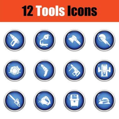 Tools icon set.