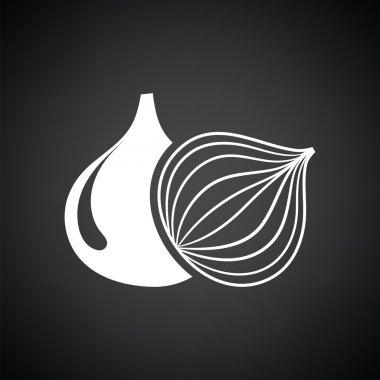 white onion icon