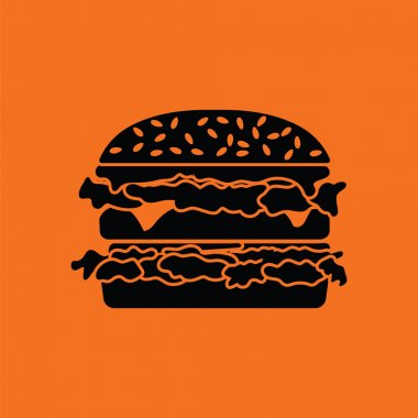 Hamburger icon illustration.