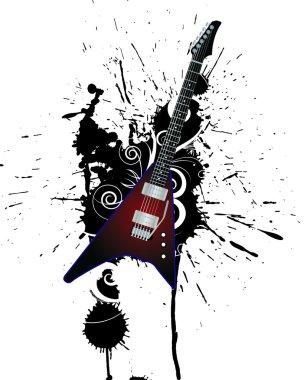 Grunge music style