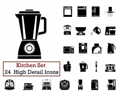 24 Kitchen Icons