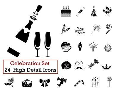 24 Celebration Icons