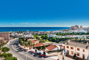Torrevieja city. Costa Blanca, province of Alicante. Spain