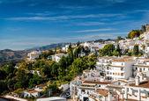 Fotografie Charming little white village of Mijas. Costa del Sol, Andalusia