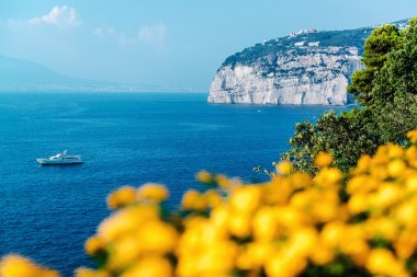 Picturesque Piano di Sorrento, Amalfi Coast. Italy