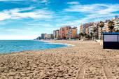 Fuengirola beach. Costa del Sol. Malaga, Andalusia. Spain
