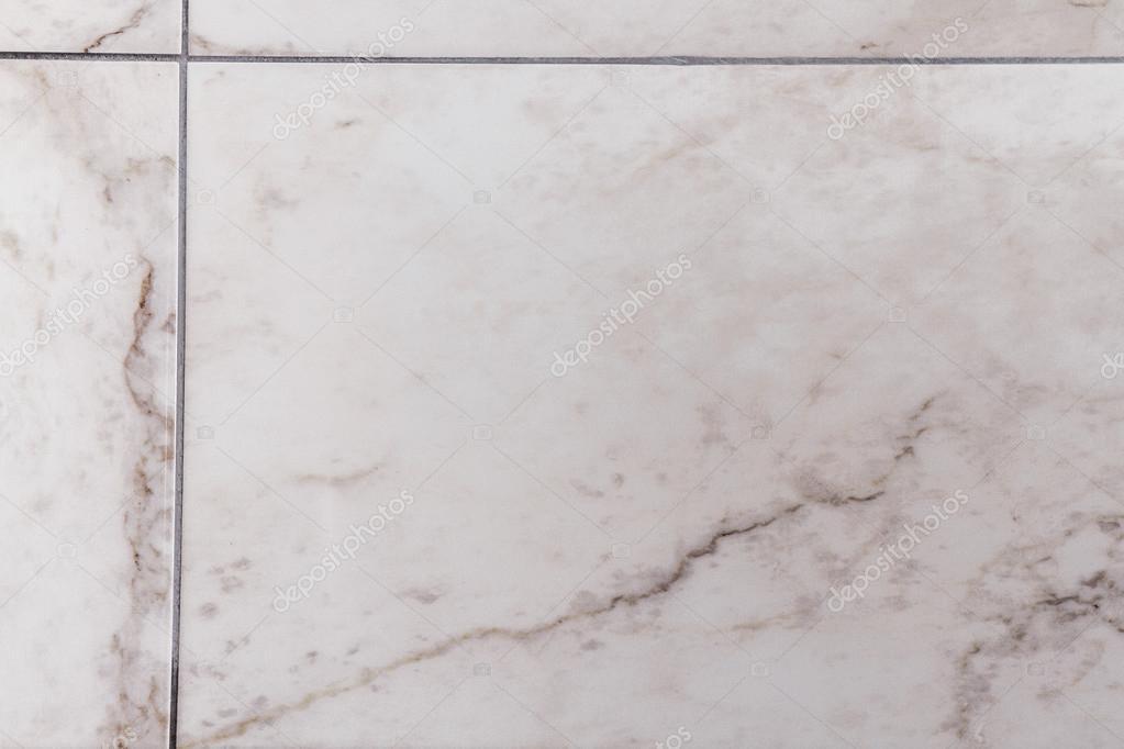 Mattonelle di ceramica marmo come bianca grigia u foto stock