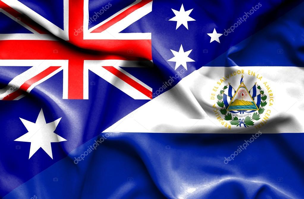 Imágenes La Bandera Del Salvador 503 Bandera Del Salvador Y