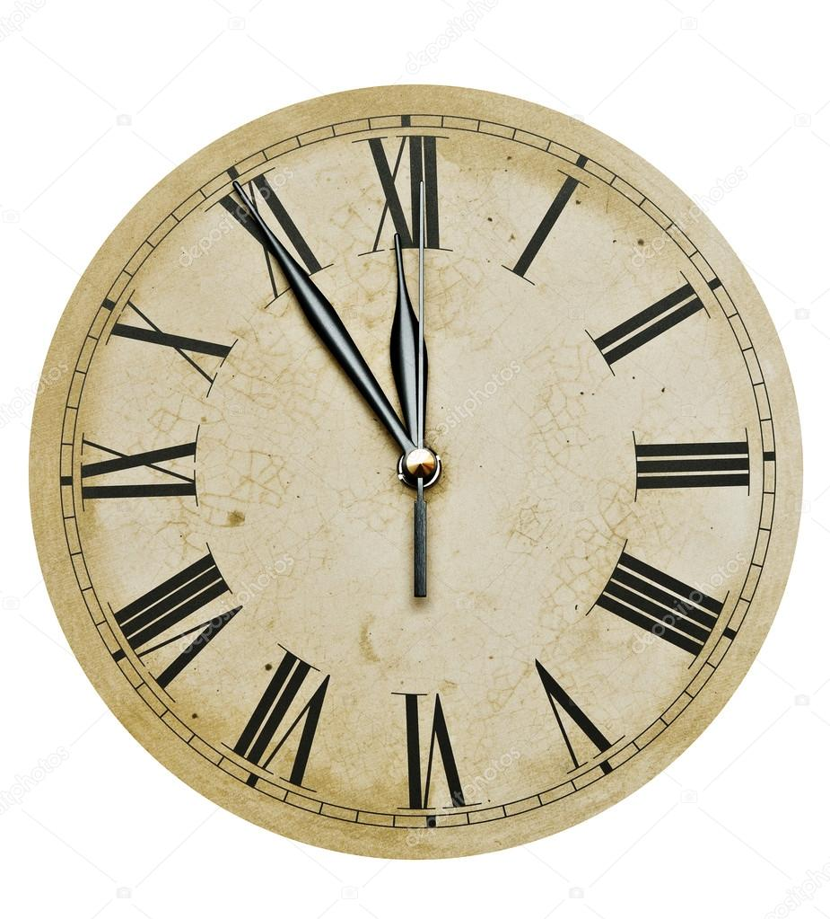 Uhr Alt