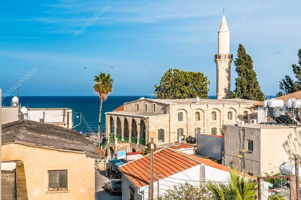Larnaca Altstadt