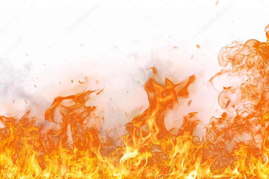 Imágenes: Fuego Con Blanco