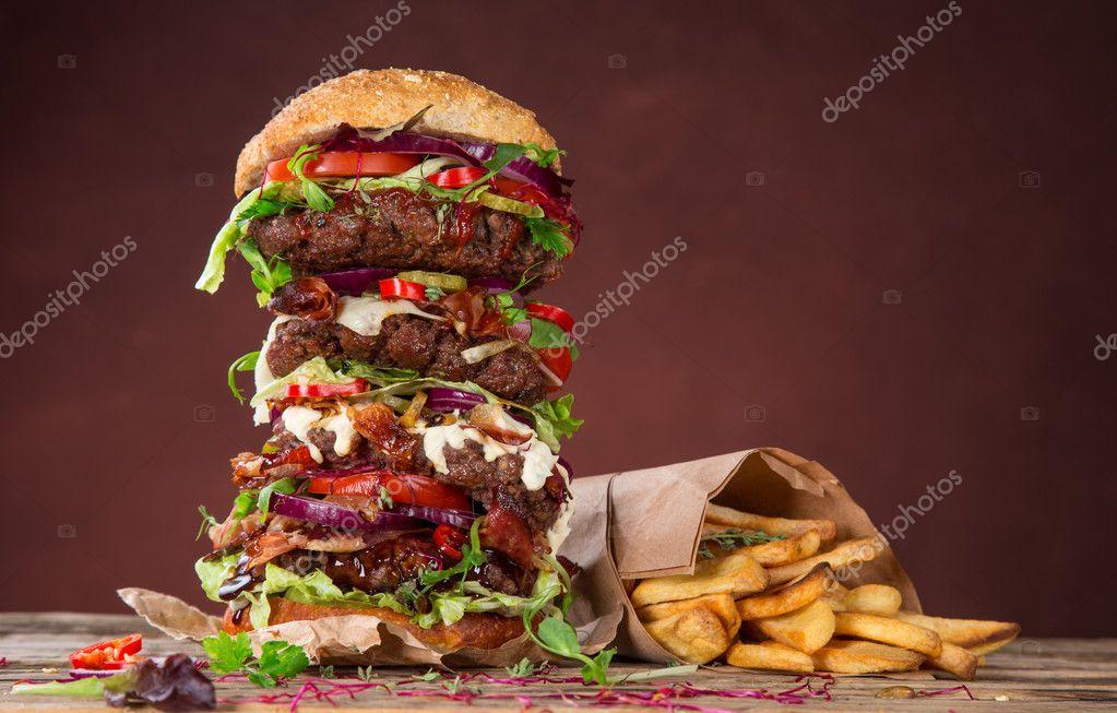 slamme eating fast food - HD2560×1600